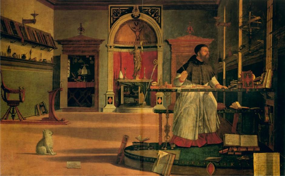 Augustin dans la littérature